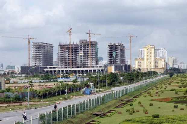 Vietnam registra gran capital extranjero en mercado inmobiliario hinh anh 1