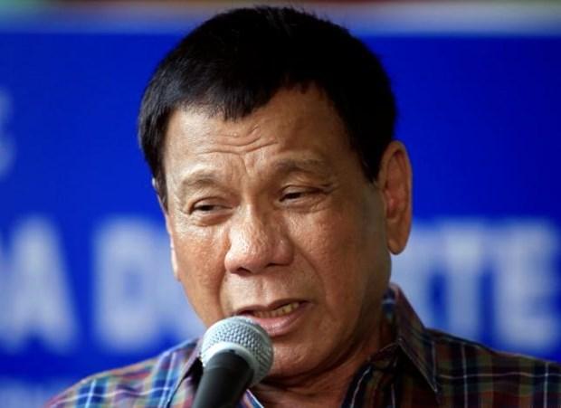 Lider de EI ordeno el cerco de Marawi, segun presidente filipino hinh anh 1