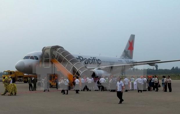 Jetstar Pacific lidera en demoras y cancelaciones de vuelos hinh anh 1