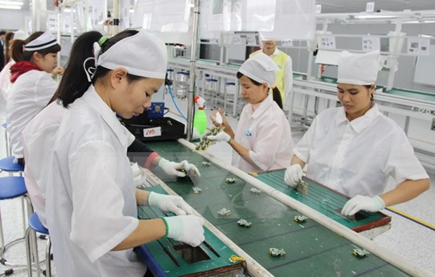 Inversion de Sudcorea en Vietnam supera los 50 mil millones de dolares hinh anh 1