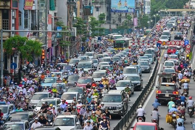 Hanoi cosecha positivos resultados en desarrollo economico hinh anh 1