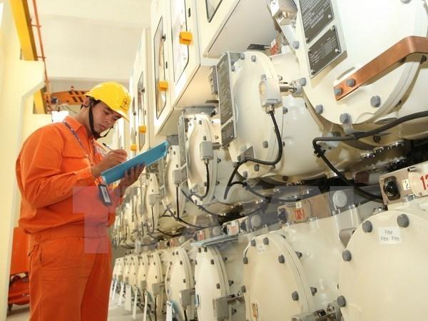Grupo de Electricidad de Vietnam aumenta suministro electrico a la red nacional hinh anh 1