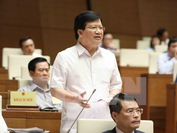 Asamblea Nacional de Vietnam debate sobre reestructuracion de la agricultura hinh anh 1