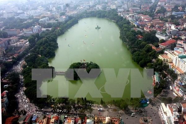 """UE inicia proyecto """"Ciudades mundiales en Vietnam"""" hinh anh 1"""