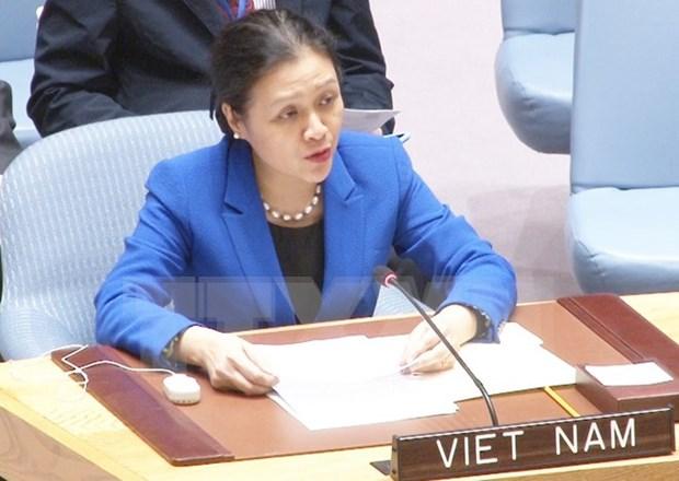 Vietnam insta a mayor asistencia internacional para personas con discapacidad hinh anh 1