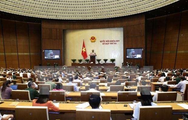 Asamblea Nacional de Vietnam continua interpelacion sobre asuntos agricolas hinh anh 1