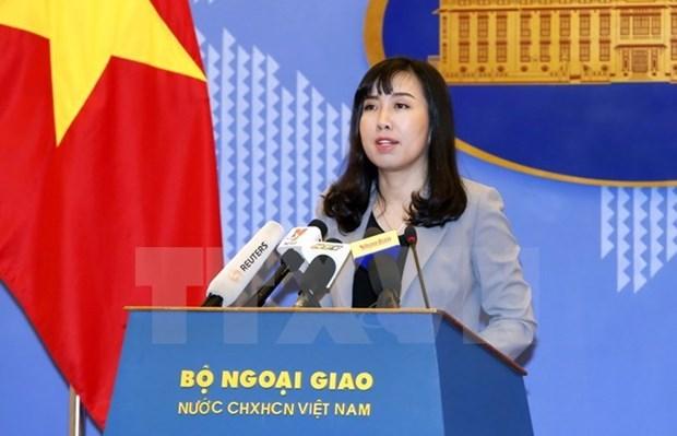 Vietnam desea desarrollar amistad con Sudcorea hinh anh 1