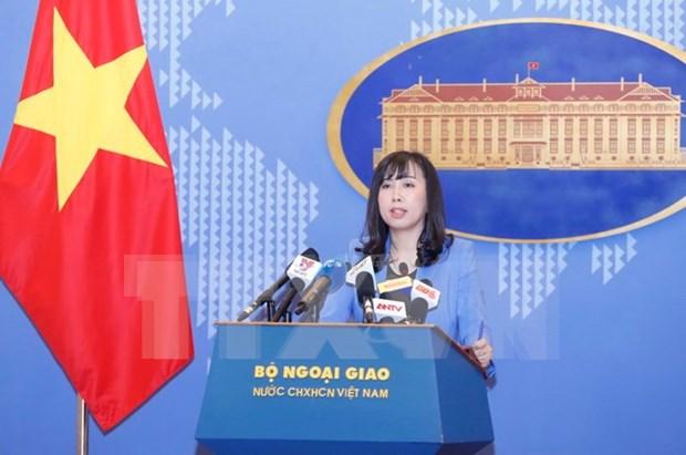 Vietnam protege derechos de sus ciudadanos en Qatar hinh anh 1