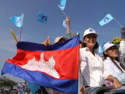 Camboya fija fecha para las elecciones al Senado hinh anh 1