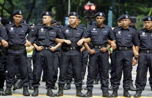 Detiene Malasia a dos presuntos miembros del Estado Islamico hinh anh 1