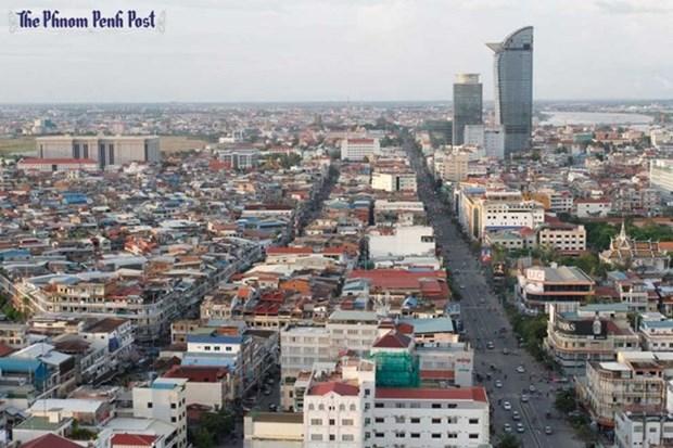 Camboya lanza estrategia de desarrollo del sector financiero hinh anh 1