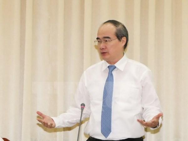 Ciudad Ho Chi Minh y Microsoft impulsan cooperacion hinh anh 1
