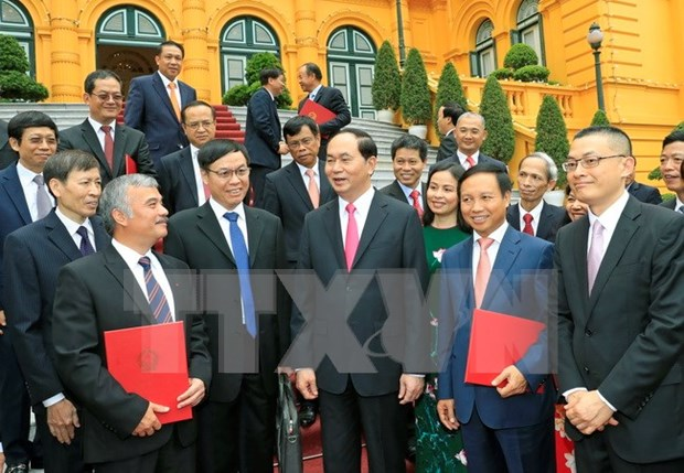Vietnam impulsa cooperacion estrategica e integral con otros paises hinh anh 1