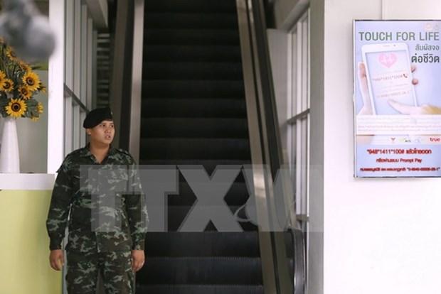 Detiene Tailandia a sospechoso del ataque con bombas en hospital en Bangkok hinh anh 1