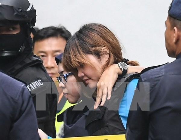 Malasia continua procedimiento legal sobre asesinato de ciudadano norcoreano hinh anh 1