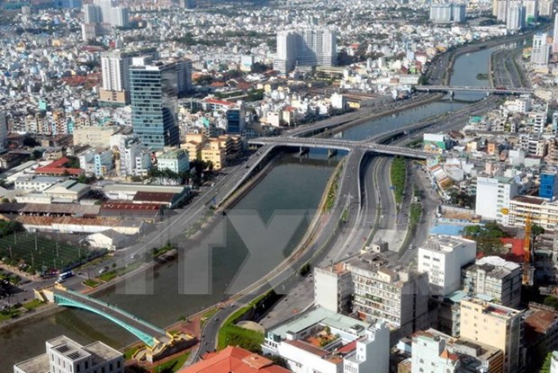 Ciudad Ho Chi Minh crece con buen ritmo en la primera mitad del ano hinh anh 1