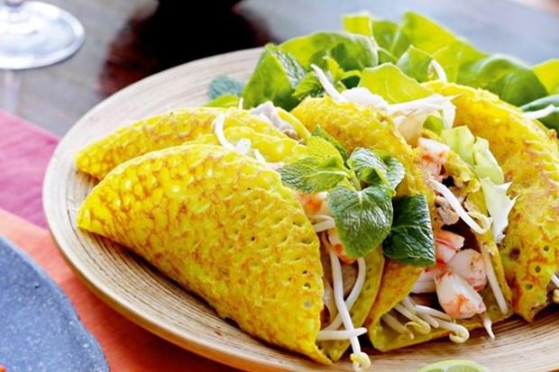 Presentan riqueza culinaria de Vietnam y otros paises en festival en Hanoi hinh anh 1