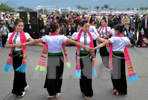 Las bellas artes fortalecen la diplomacia de Vietnam hinh anh 1