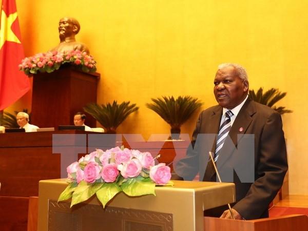 Presidente de Asamblea Nacional de Cuba concluye visita a Vietnam hinh anh 1