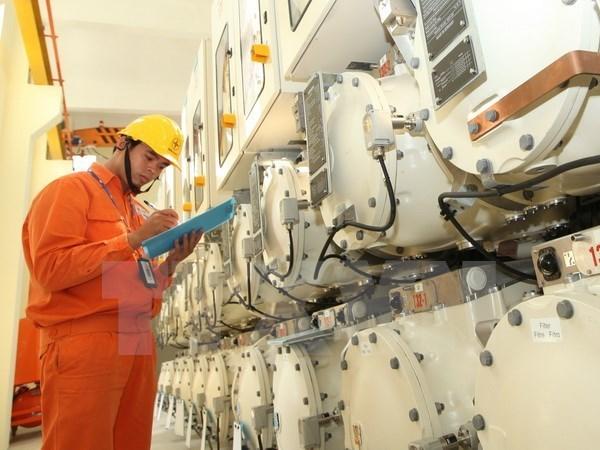 Empresa petrolera vietnamita invertira en nueve plantas termoelectricas de gas hinh anh 1