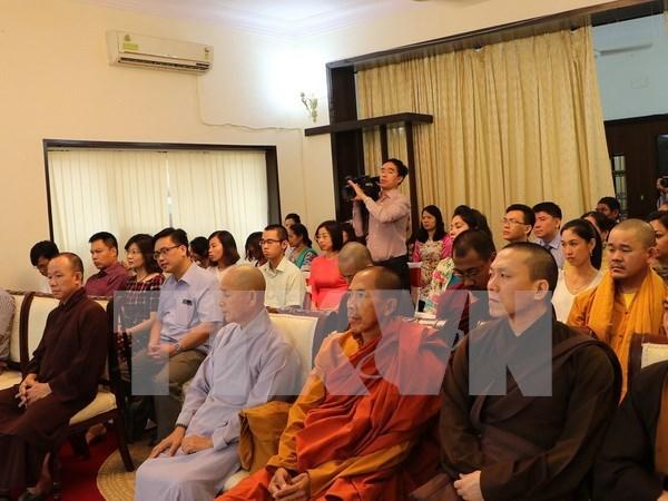 Fundan Asociacion general de vietnamitas en India y Nepal hinh anh 1