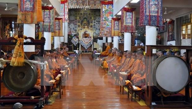 Fortalecen lazos de amistad entre Sanghas budistas de Vietnam y Tailandia hinh anh 1