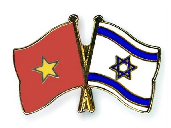 Presidente vietnamita aprecia contribucion de embajadora israeli a lazos bilaterales hinh anh 1