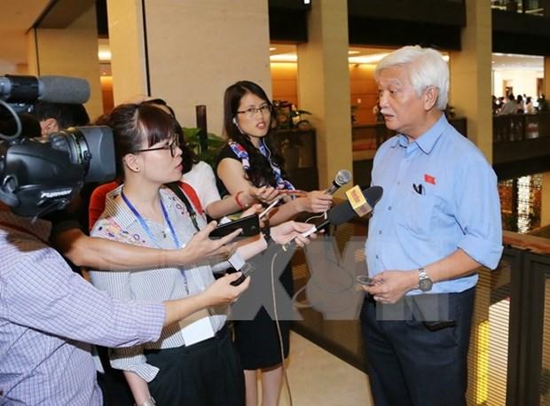 Vietnam celebra Dia de la Prensa Revolucionaria hinh anh 1