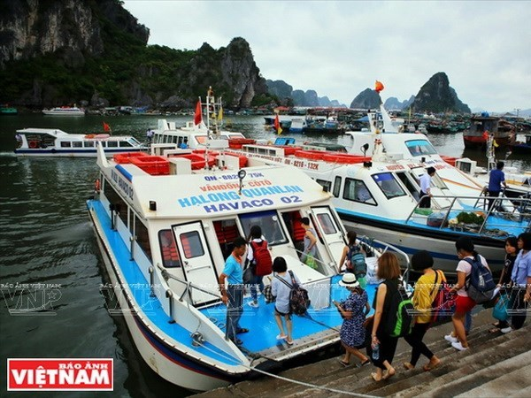 Provincia de Quang Ninh registra crecimiento economico mas alto en ultimo lustro hinh anh 1