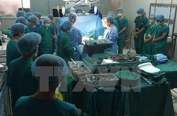 Amplian en Ciudad Ho Chi Minh proyecto de hospitales verdes hinh anh 1