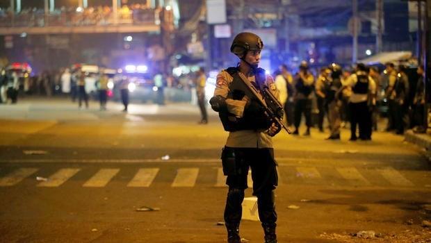 Indonesia fortalece control de seguridad en ocasion del festival Eid al-Fitr hinh anh 1