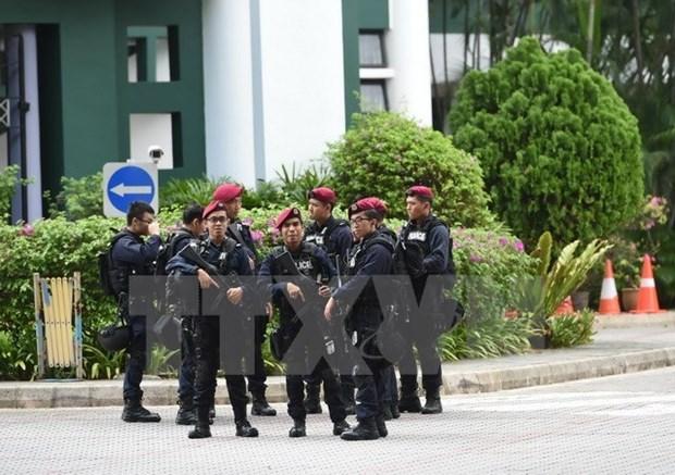 Singapur arresta a un policia por planear combatir en Siria hinh anh 1