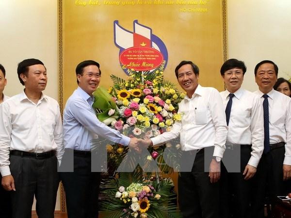 Destacan en Vietnam contribucion de la prensa a la causa revolucionaria hinh anh 1