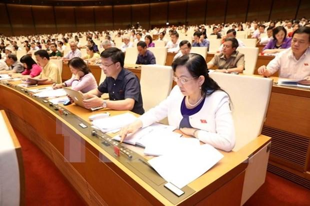 Parlamento vietnamita aprueba enmiendas al Codigo Penal hinh anh 1