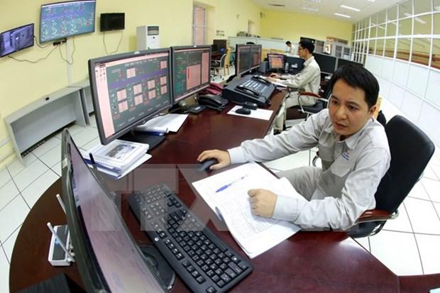 Conectan ultimo generador de hidroelectrica Trung Son a la red energetica nacional hinh anh 1