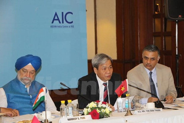 Celebran en Nueva Delhi 25 anos de Asociacion India-ASEAN hinh anh 1