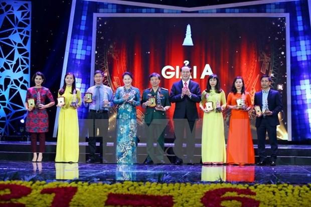 Prensa vietnamita, contingente vanguardista en construccion nacional hinh anh 1