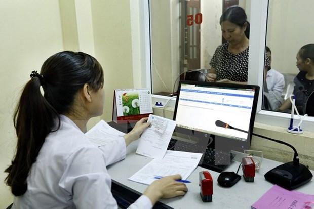 Ciudad Ho Chi Minh registra 80 por ciento de poblacion con acceso a servicios de seguro hinh anh 1