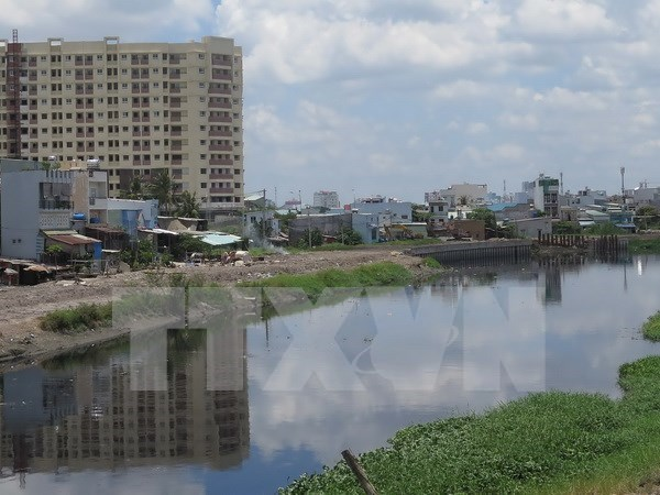 Ciudad Ho Chi Minh buscara fuente financiera para proyecto de drenaje hinh anh 1