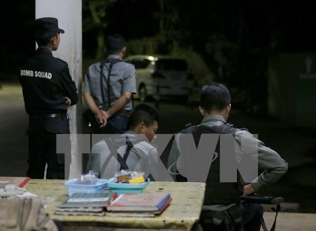 Myanmar detecta centros de entrenamiento de terroristas en regiones occidentales hinh anh 1