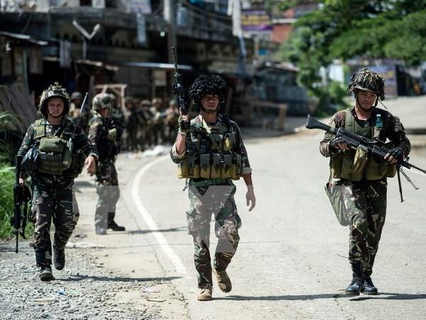 Estado Islamico pretende crear un Estado de Asia Oriental hinh anh 1