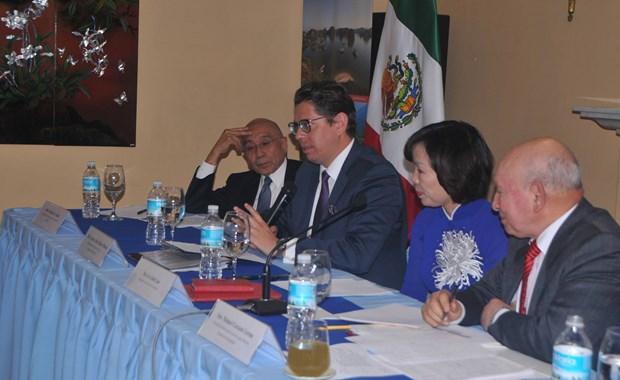 Cumbre del APEC 2017 impulsa relaciones Vietnam-Mexico hinh anh 2