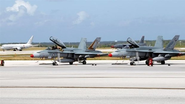 Australia envia aviones espia a Filipinas para combatir contra el EI hinh anh 1