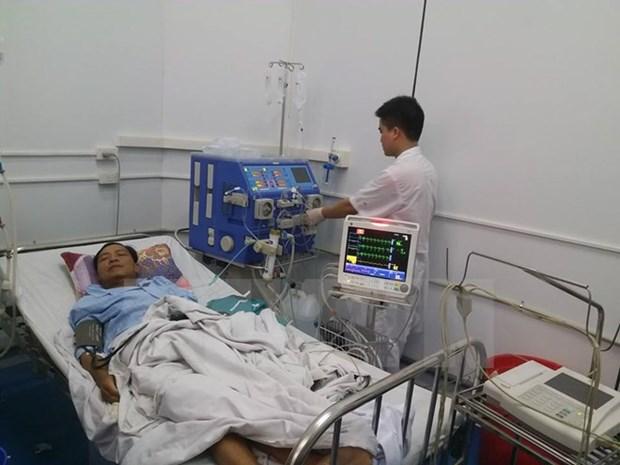Inician procedimiento legal contra responsables de incidente en hospital Hoa Binh hinh anh 1