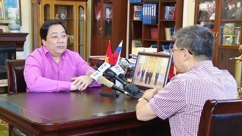 """Vietnam, importante factor en politica de """"giro hacia el Este"""" de Rusia hinh anh 1"""