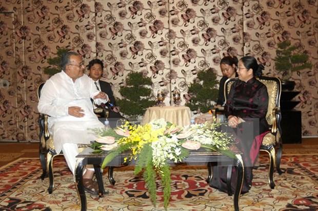 Vietnam y Bangladesh poseen favorables condiciones para impulsar cooperacion hinh anh 1