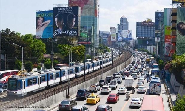 Sudcorea prestara a Filipinas mil millones de dolares para desarrollar infraestructura hinh anh 1