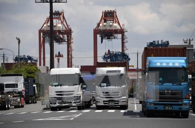 Exportaciones de Vietnam mantienen su curva ascendente hinh anh 1