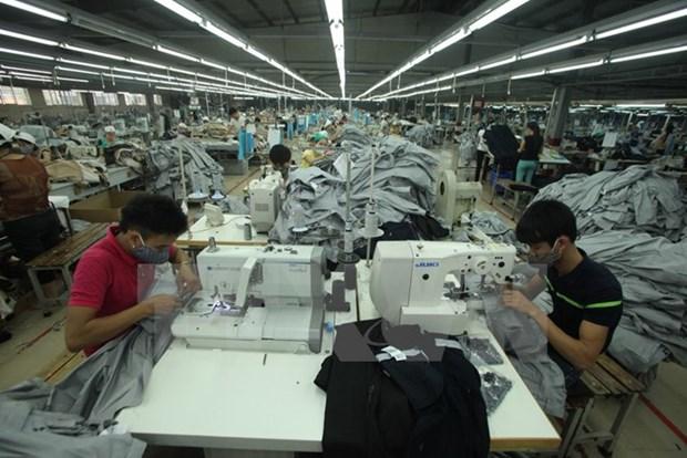 Sector textil de Vietnam se prepara para la cuarta revolucion industrial hinh anh 1
