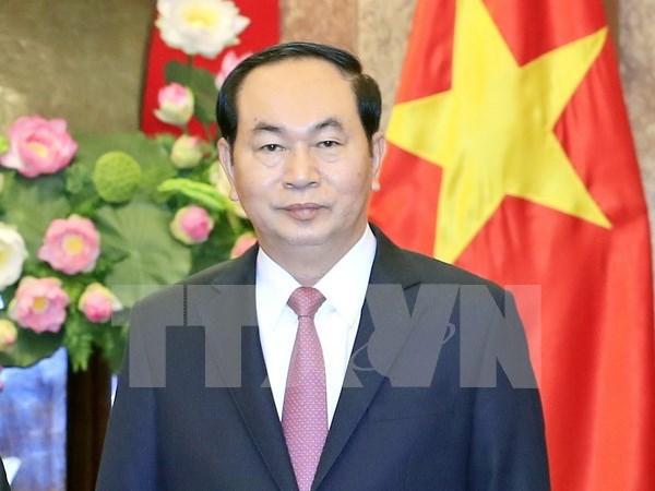 Alta confianza politica, base para impulsar nexos de Vietnam con Belarus y Rusia hinh anh 1